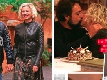 Fiori d'arancio per Antonella Elia, a 56 anni sposerà il 45enne Pietro – Foto