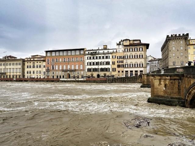 La Toscana ha dichiarato lo stato di emergenza regionale a causa del maltempo