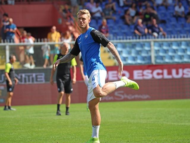 Roma-Atalanta in campo alle 19 -Diretta Riposa Zapata, esordio per Kjaer