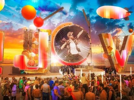 Jova Beach Party sbarca al Carnevale di Viareggio con un carro allegorico dedicato all'evento