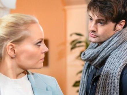Tempesta d'amore, anticipazioni tedesche: Annabelle ricatta Joshua e lo costringe a lasciare Denise!