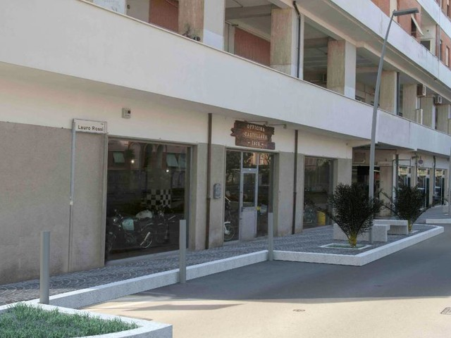 Civitanova, nuovo salotto urbano in via Lauro Rossi: l'idea dei commercianti arriva sul tavolo degli Amministratori