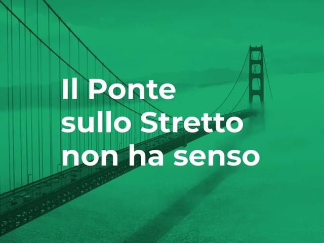 Dal ministro Giovannini via libera al Ponte sullo Stretto di Messina