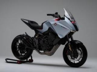 Honda NT1100: il video annuncia la presentazione per il 21 ottobre