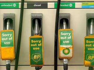 Con relativa calma ma arriverà anche la Brexit del diesel e benzina