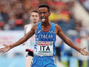 Atletica, mondiali al via: oggi Crippa debutta nei 5.000 metri