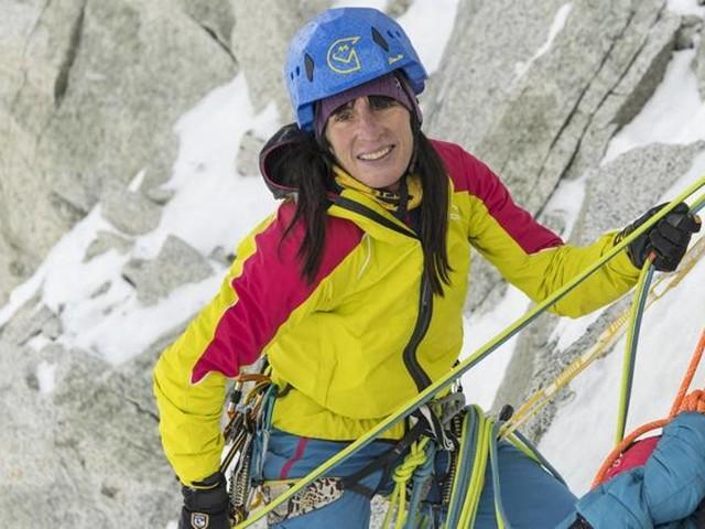 """Anna Torretta tra pregiudizi, spedizioni estreme e ice climbing: """"Le donne non hanno limiti"""""""