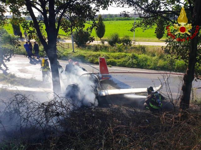 "Incidente aereo Bergamo, parla Angelo: ""Ne ho salvati tre, poi arreso"""