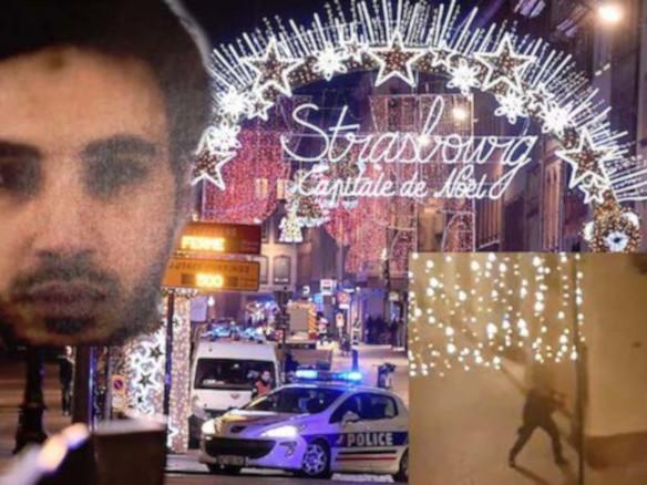 Attentato a Strasburgo: 3 morti e 12 feriti, terrorista in fuga. Tra i feriti anche un italiano