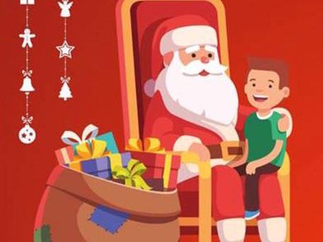Imperia: sabato prossimo con i commercianti di 'InVia' Babbo Natale esaudirà i sogni dei bambini