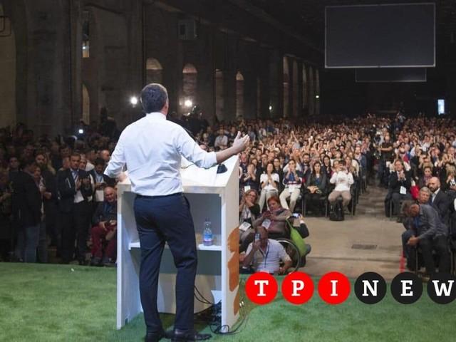 """Leopolda di Firenze, al via la decima edizione. Renzi: """"Questo è un popolo che c'è"""""""