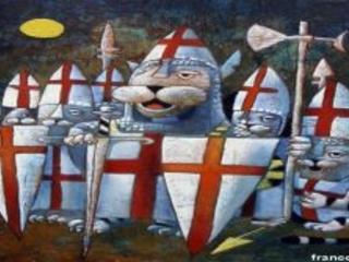 Il medioevo, un brutto periodo per i gatti