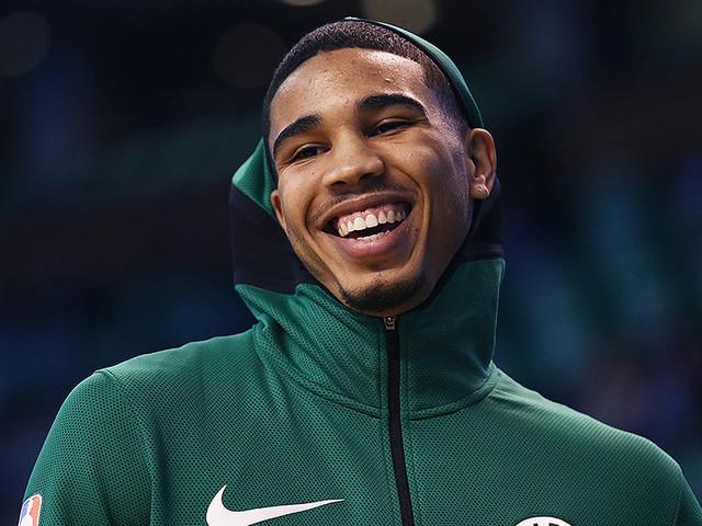 Celtics Reportedly Exercise Jayson Tatum's Fourth-Year Option