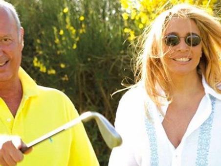 Mara Venier e il marito Nicola Carraro: la dedica a vent'anni dopo il primo incontro: «La vera botta di c***»