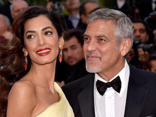 """La crisi fra George Clooney e la moglie Amal? """"Tutta colpa di un film"""""""