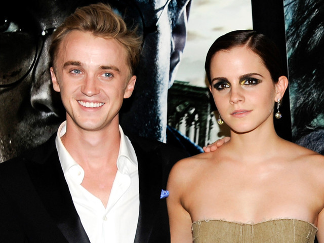 """Emma Watson e Tom Felton, grande intesa dai tempi di """"Harry Potter: amore o solo amicizia?"""