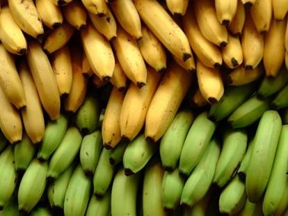 Banane alleviano effetti allergie ai pollini