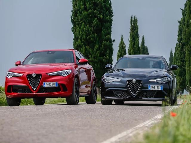 Alfa Romeo: un anno di ritardo per Giulia e Stelvio ibride?