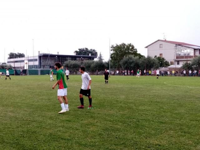 Goal e spettacolo nella prima giornata del Trofeo San Giuliano: Chiesanuova al primo posto