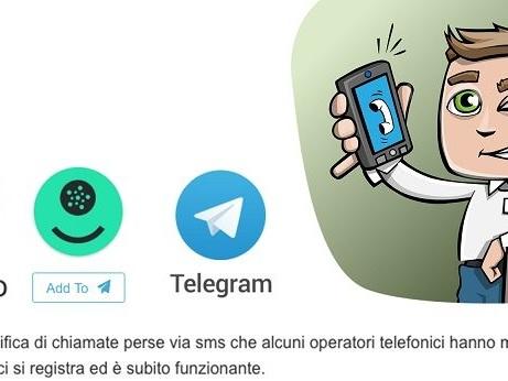 Ti Ho Cercato di TIM, Vodafone, Wind e Tre a pagamento: ecco la soluzione gratis Telegram