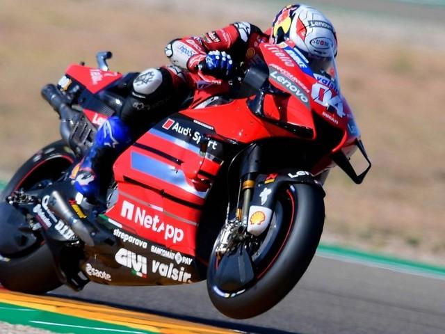 """MotoGp, polveriera Ducati; Dovizioso attacca Petrucci: """"Mi ha deluso, è stato un egoista"""""""