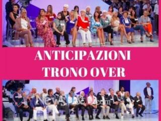 """Anticipazioni """"Uomini e Donne"""" : Trono over 15/09/17"""