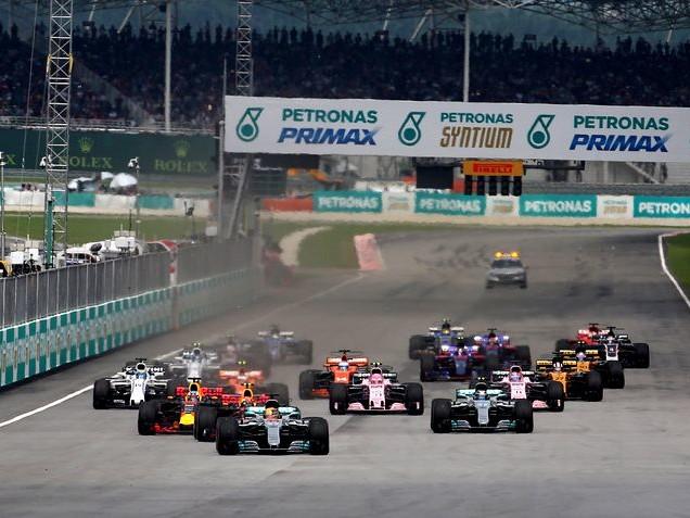 F1 | Con l'uscita di Sepang crescono le quotazioni del Vietnam