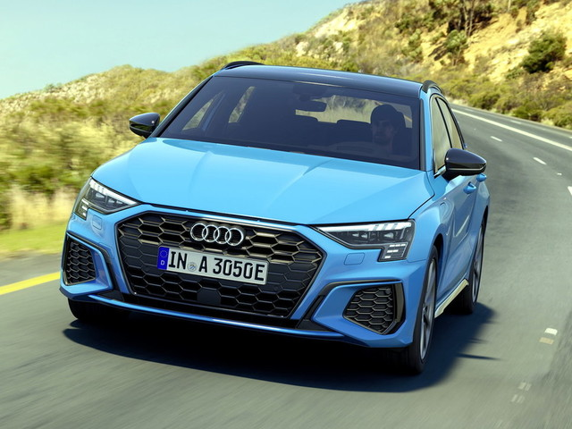 Audi A3 Sportback, arriva la versione ibrida plug-in