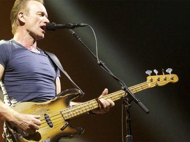 "Sting canta per l'Italia, suo paese d'adozione: ""Mi mancate"""