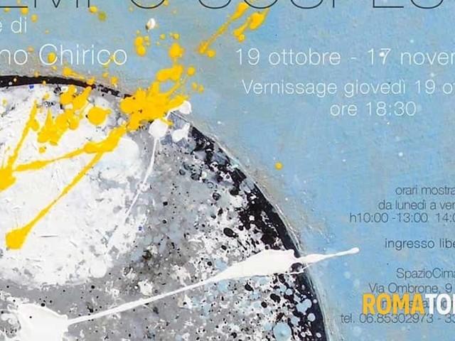 Tempo sospeso - personale di Roberto Di Costanzo