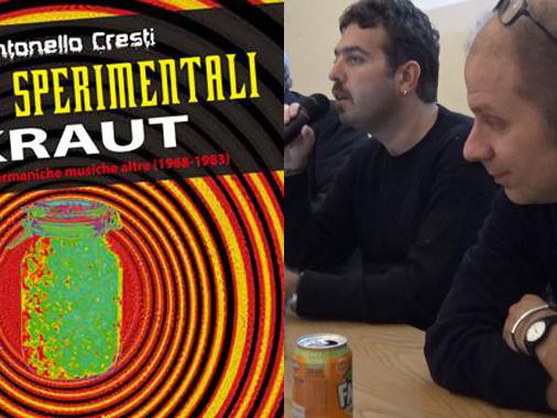 """Cresti-Gonzaga, la musica Kraut in biblioteca e la """"Convenzione degli Indocili"""""""