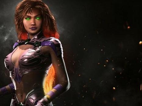 Il nuovo trailer di Injustice 2 sul prossimo DLC, ecco Starfire in azione