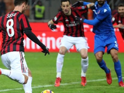 Serie A: il Milan batte il Bologna 2-1