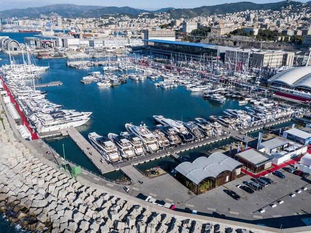 Il Salone Nautico sbarca a Genova