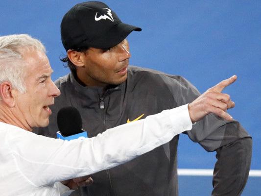 """McEnroeè diventato buono e ai giovani dice: """"Non fatevi seppellire da Federer, Nadal e Djokovic"""""""