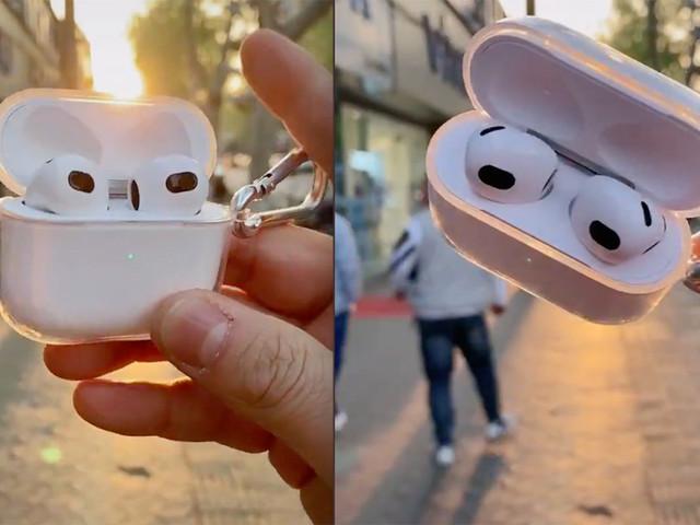 AirPods 3: le cuffie contraffatte sono disponibili addirittura prima di quelle Apple!