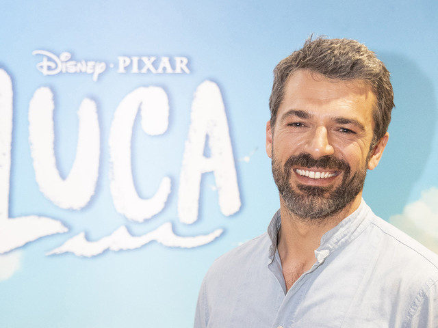 """""""Luca"""", i doppiatori italiani del film Disney Pixar: da Luca Argentero a Fabio Fazio. FOTO"""