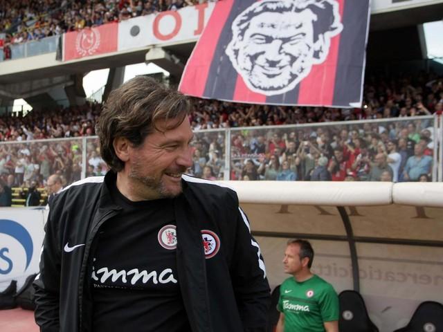 Calciomercato Foggia, occhi sullo svincolato Sini: in corsa anche Palermo e Brescia
