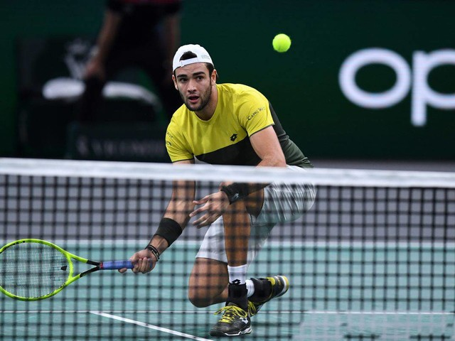 Atp Masters Londra 2019, Berrettini-Thiem: dove vederla e streaming