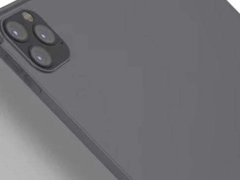 Kuo: iPad Pro 2020 con fotocamera ToF 3D e tastiera a forbice per MacBook
