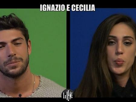 """Cecilia Rodriguez e Ignazio Moser: """"L'abbiamo fatto nei camerini Mediaset"""" (video)"""