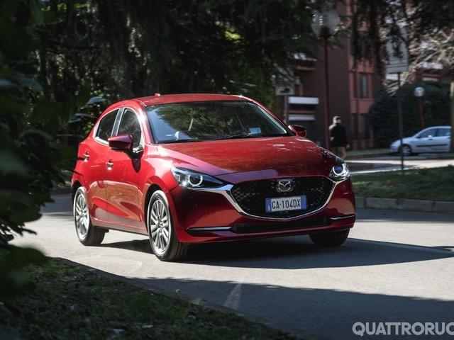 Mazda2 - Una settimana con la 1.5 Skyactiv-G M-Hybrid Exclusive