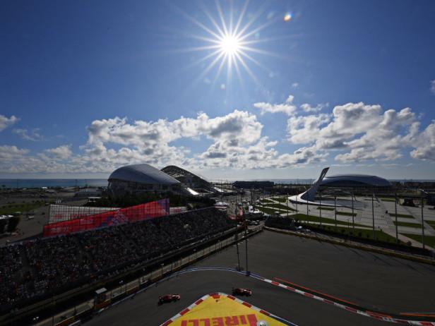 Formula 1, GP Russia: le previsioni meteo per il weekend di Sochi