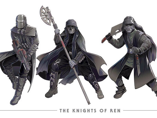 Star Wars: L'Ascesa di Skywalker | I Cavalieri di Ren rimarranno un mistero?