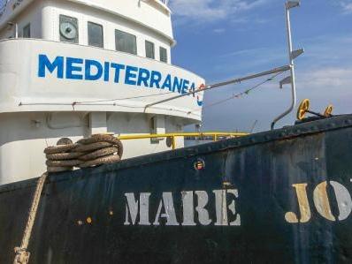 Salvataggio migranti, l'ong Mediterranea chiede dissequestro navi