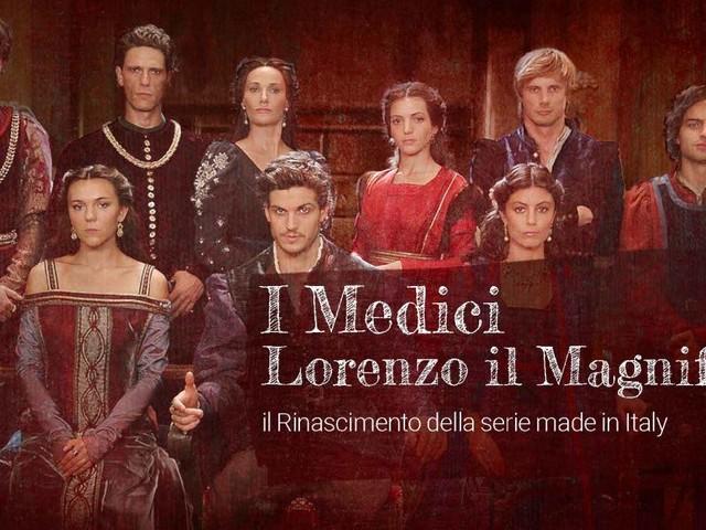 Replica I Medici 2, la 1^ puntata visibile online su RaiPlay
