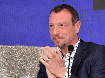 """Amadeus: """"Sanremo con il pubblico, noi stiamo lavorando per il 2 marzo"""""""