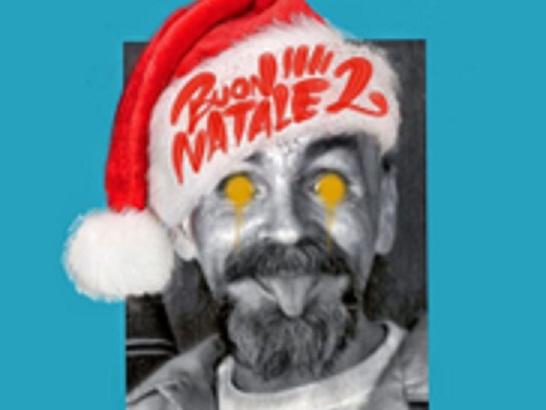 Salmo featuring Lazza, Nitro e Dani Faiv: ascolta Charles Manson, Buon Natale 2 (testo e audio)