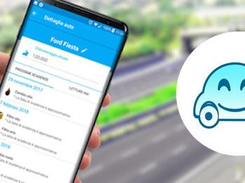 Gestione auto – manutenzioni e scadenze sempre sott'occhio su Android