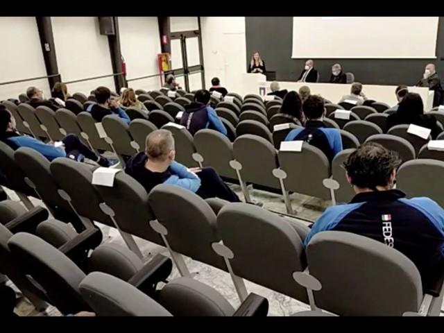 Presentato studio 'Serenà per protezione atleti anti-covid